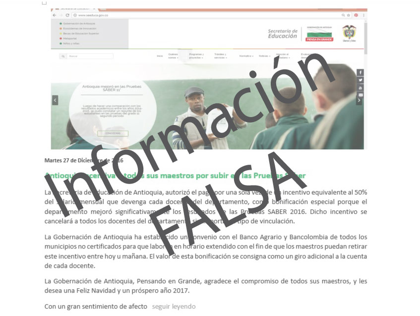 interior dos noticia falsa