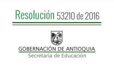 Resoluci n 53210 de 2016 por la cual se concede un for Resolucion docentes 2016