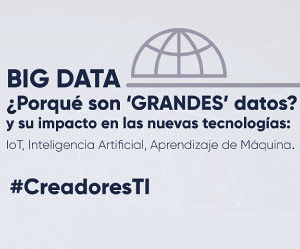 Segunda Conferencia Virtual #CreadoresTI